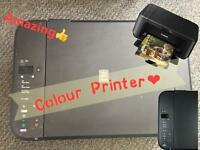 Canon PIXMA MG3250 All-in-One Colour Printer (Print, Scan, Copy, Wi-Fi and Auto Duplex)