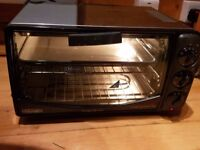 De'Longhi 0190 Chrome fanned mini oven and grill - New and unused
