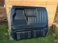 factory steel bulkhead for ford transit