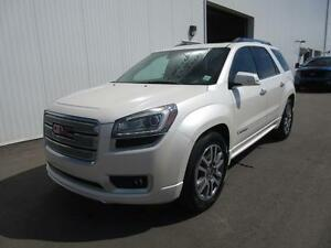 2014 GMC Acadia Denali AWD SUV  Leath/Nav/Roof