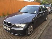 BMW 3 series 320i SE 77k fsh 1 year mot no advisory 07reg very clean