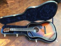 Larrivee SD-50 Traditional Series Full Tobacco Sunburst (2007)