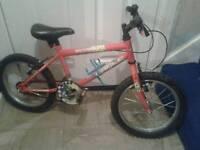Kids british eagle bike