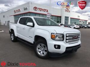 2016 GMC Canyon SLE 4X4 +BACK UP CAM