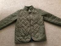 Next boys padded jacket Age 9 yrs