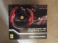 Thrustmaster PC/PS3 Wheel and Pedals