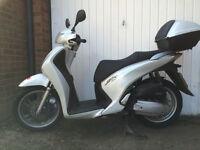 2013 HONDA SH125 ABS