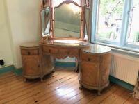 Art Deco Antique dressing table