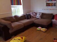 Comfy corner sofa...£200 ono