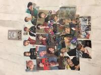BTS 25 photo card