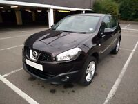 Nissan Qashqai 2010 1.5L Diesel Manual Low Mileage 51000 Great Condition