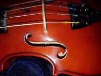 Stentor Half 1/2 size violin