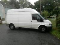 FORD TRANSIT 135 T350 Campervan/Workshop