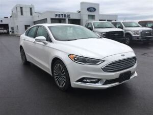 2017 Ford Fusion SE - AWD, REMOTE START, HEATED LEATHER