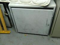 Outdoors storage locker or electrical enclosure