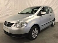 Volkswagen Fox 1.2 3dr *** Full Years MOT ***