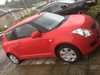 Suzuki Swift 1.3 GL. Only 10,000 miles