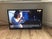 "Sharp 32"" HD Ready LED TV with freeview"