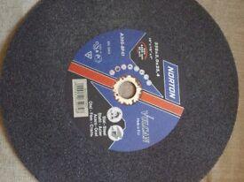 norton cutting discs