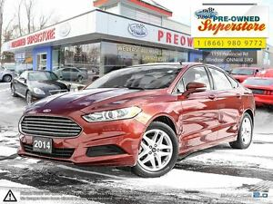 2014 Ford Fusion SE with NAVIGATION!!!!