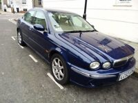 2002 Jaguar X-Type 2.1 petrol Automatic Fully loaded, full leather