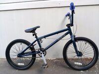 "(2226) 20"" 20.25""TT MONGOOSE BMX STUNT BIKE BICYCLE Age: 9+ Height: 136-173cm"