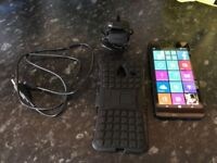 Zeiss Lumia 640 XL unlocked mobile phone excellent