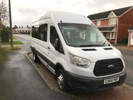 16 seater minibus hire with driver DURHAM NORTHEAST CHEAP!!