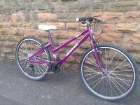 "New Dawes Paris LT Lightweight 26"" Girls Kids Bike - RRP £299.99"
