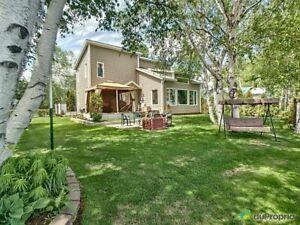 249 500$ - Maison à un étage et demi à vendre à St-Félicien