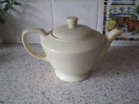 Woods Ware vintage Jasmine Teapot