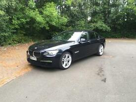 BMW 7 SERIES 740D M-SPORT FULL SEVICE HISTORY MAY PX OR SWAP