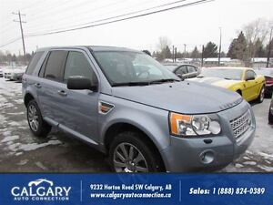 2008 Land Rover LR2 HSE/ LEATHER/ AWD