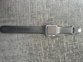Apple 1 watch 38mm black