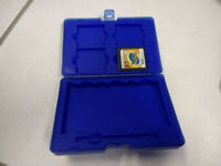 Nintendo DS Original Blue with Case, Charger & Pokemon Game