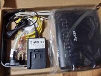 Zyxel wireless router