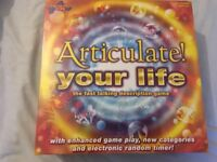 Articulate Game Brand New
