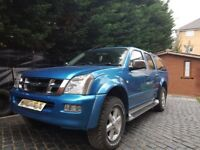 Isuzu Rodeo Denver Pickup Truck 4x4
