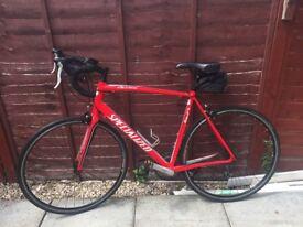 Specialised raising bike