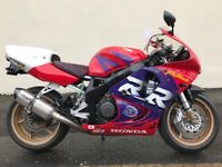 2000 HONDA CBR900RR VERY CLEAN BIKE WITH EXTRAS -MOTD -(1998 MODEL) SOUNDS GREAT