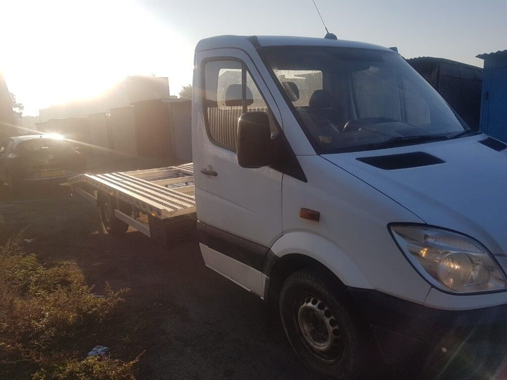 Mercedes Sprinter 313 Cdi Recovery Truck | in Greenford, London | Gumtree
