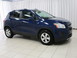 2014 Chevrolet Trax LT SUV. $180 B/W !! LOW KILOMETERS AT A GREA