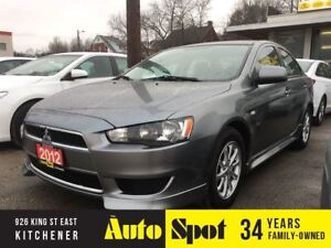 2012 Mitsubishi Lancer SE/PRICED FOR A QUICK SALE !