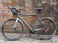 Cannondale CAADX Cyclocross Bike, full ultegra 22 Speed & Hydraulic STI brakes,Trek,Focus,Giant,GT