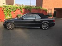 BMW 330cd m sports e46