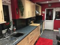 Used kitchen in good condition