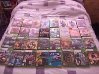 Joblot Of XBOX 360 Games