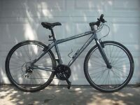 Mint trek 7.2 fx road bike specialised bike