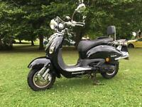 Lexmoto Valencia 50cc