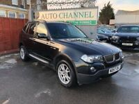 BMW X3 2.0 20d SE 5dr£4,945 p/x welcome FREE WARRANTY. NEW MOT